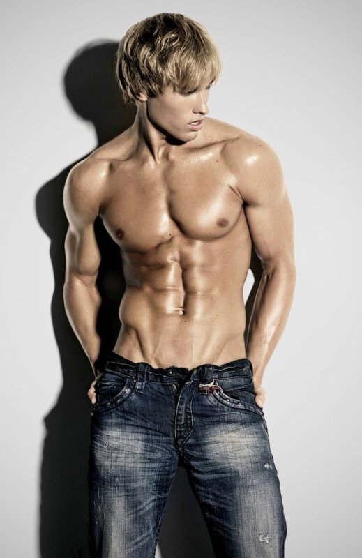 Jeansblonde